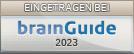 gadget Strategie + Design Markenberatung ist eingetragenes Unternehmen bei brainGuide