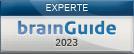 brainGuide Expertensiegel