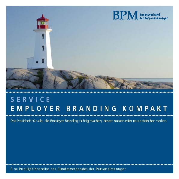 Cover zu Employer Branding kompakt