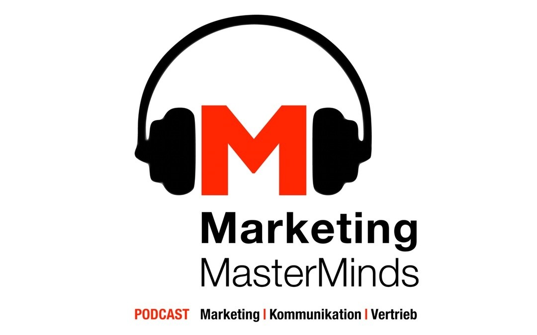 Cover zu Marketing MasterMinds