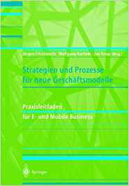 Cover zu Strategien und Prozesse für neue Geschäftsmodelle