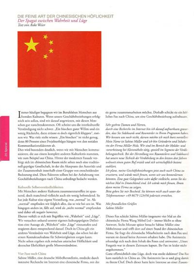 Cover zu Die feine Art der chinesischen Höflichkeit
