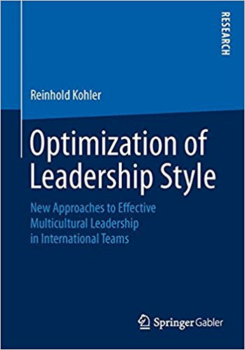 Cover zu Optimization of Leadership Style