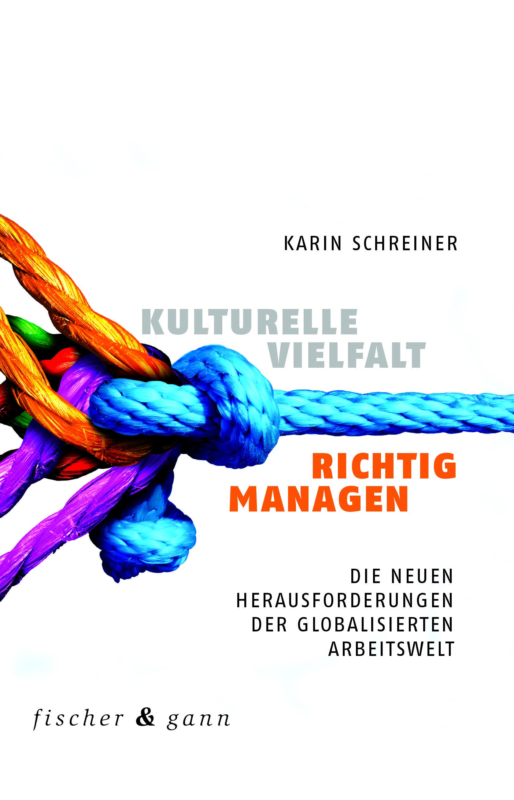 Cover zu Kulturelle Vielfalt richtig managen
