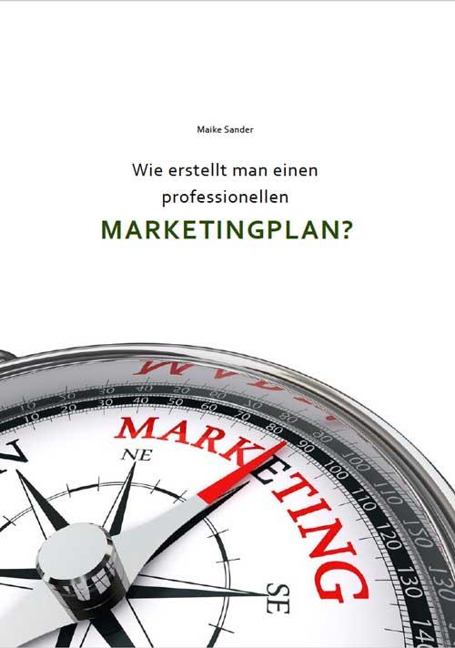 Cover zu Wie erstellt man einen professionellen Marketingplan?