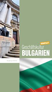 Cover zu Geschäftskultur Bulgarien kompakt