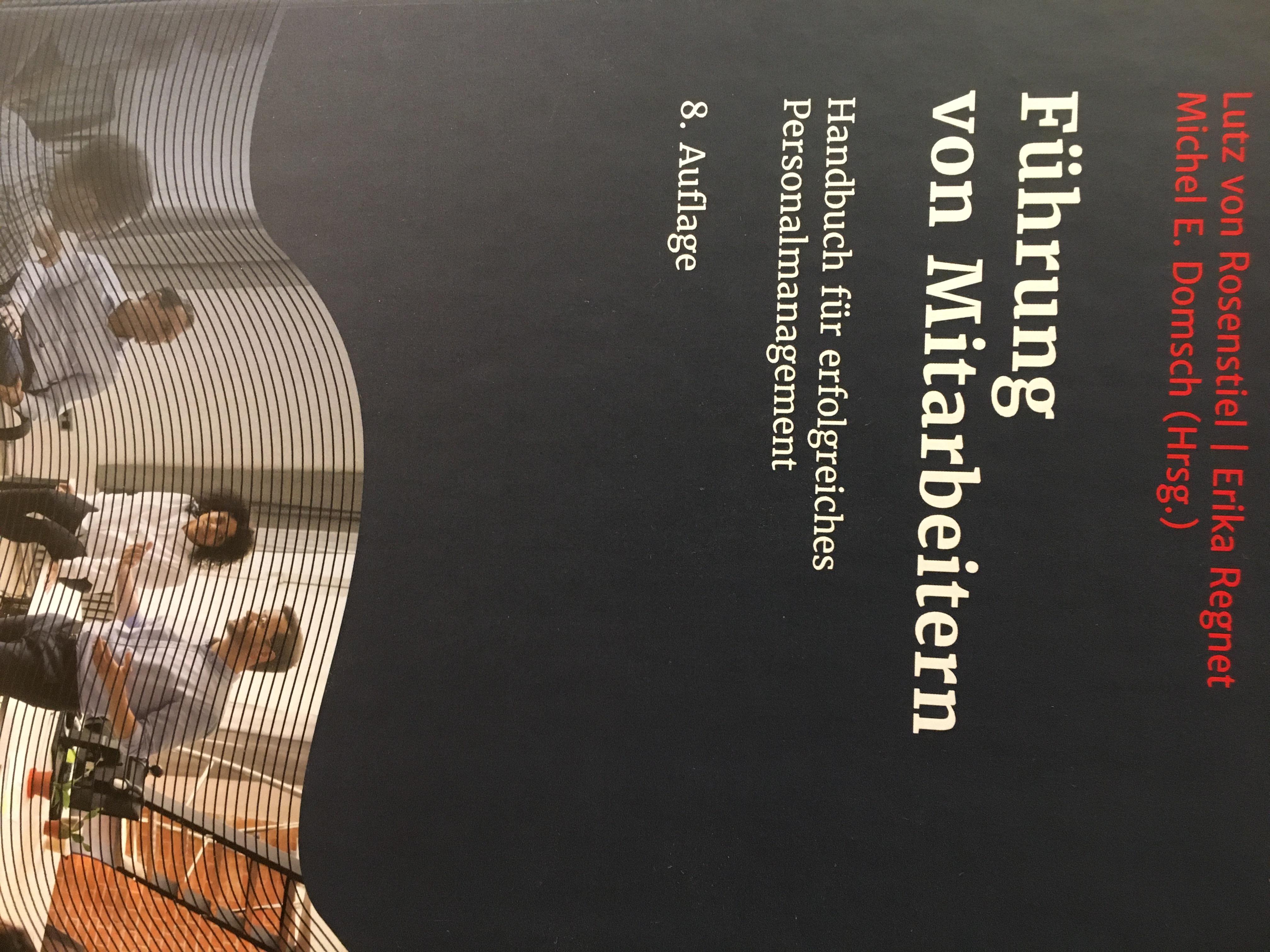 Cover zu Trennungs-Kultur und Mitarbeiterbindung als zukunftssichernder Teil der Organisations- und Personalentwicklung