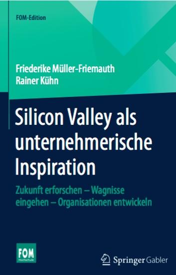 Cover zu Silicon Valley als unternehmerische Inspiration