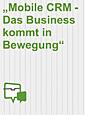 Cover zu Mobile CRM - Das Business kommt in Bewegung