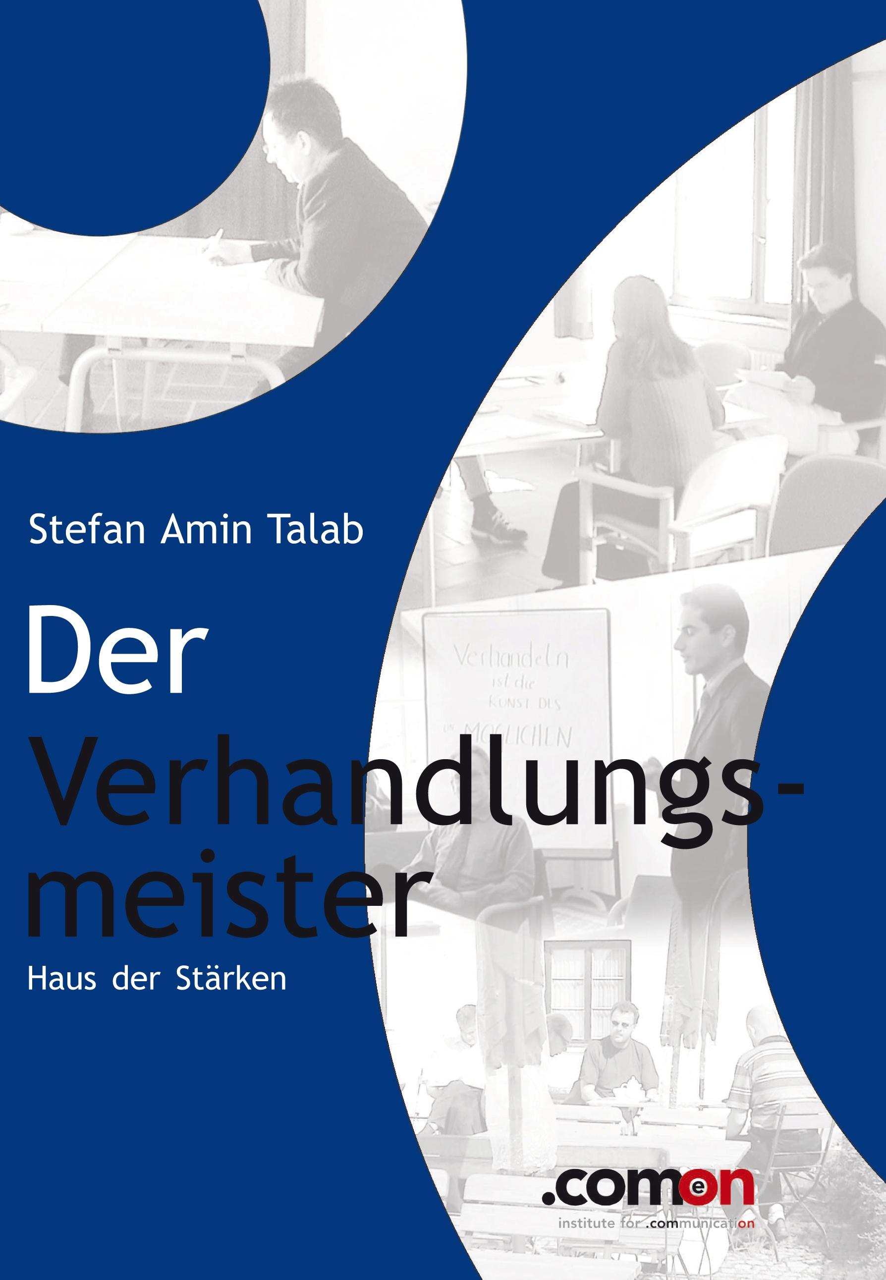Cover zu Der Verhandlungsmeister
