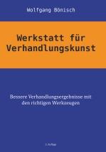 Cover zu Werkstatt für Verhandlungskunst - ebook