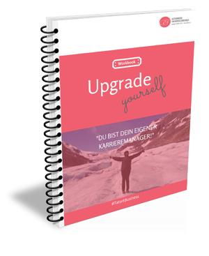 Cover zu Workbook - Upgrade yourself!