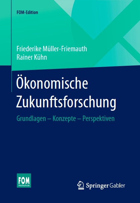 Cover zu Ökonomische Zukunftsforschung