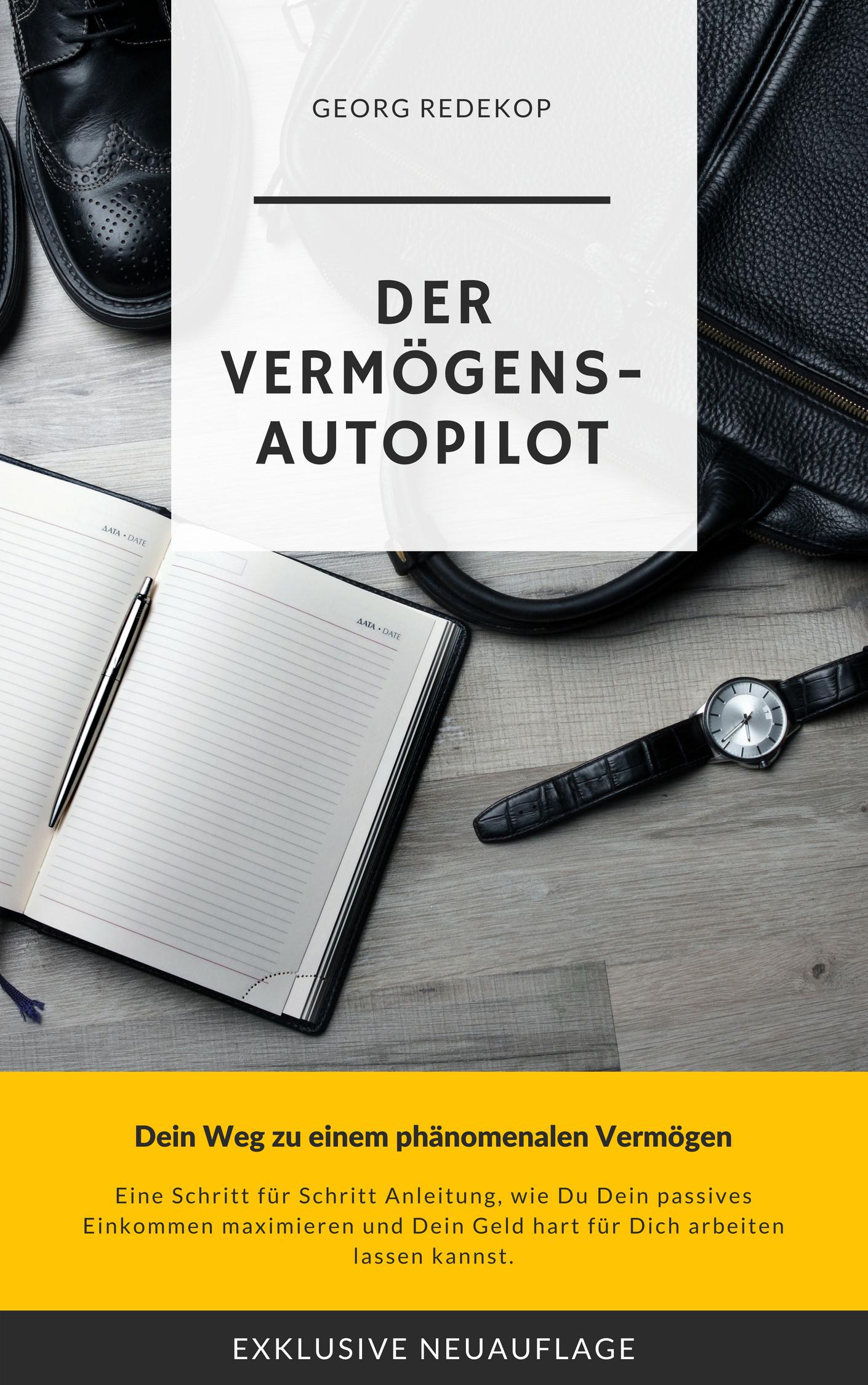 Cover zu Der Vermögens-Autopilot