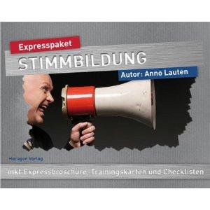 Cover zu Expresspaket Stimmbildung
