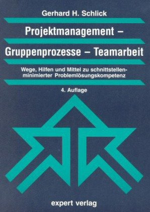 Cover zu Projektmanagement. Gruppenprozesse. Teamarbeit
