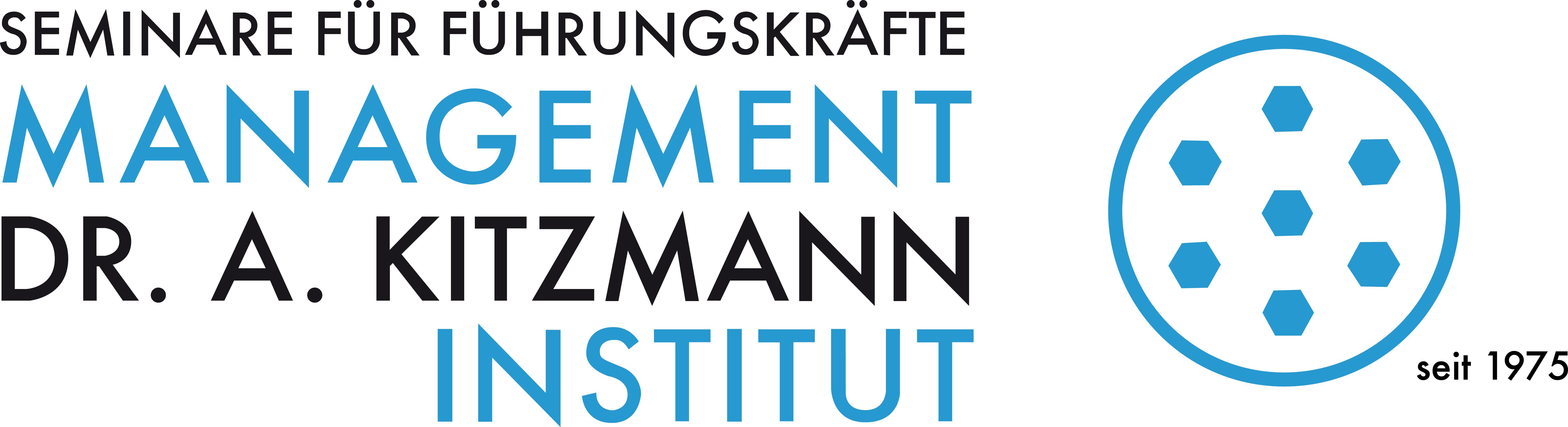 Cover zu Programmheft 2019 - Management-Institut Dr. A. Kitzmann