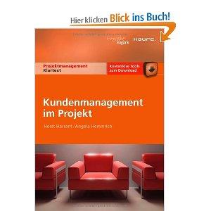 Cover zu Kundenmanagement im Projekt