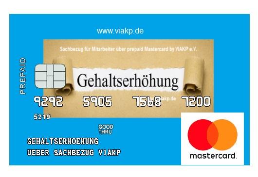 Cover zu Gutscheine für Mitarbeiter - Kreditkarte statt Gutscheine - gleichzeitig kontaktlos bezahlen