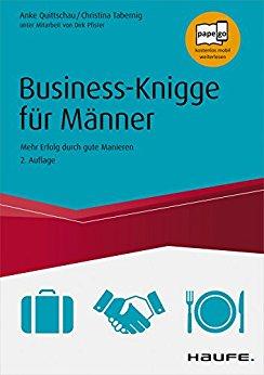Cover zu Business-Knigge für Männer
