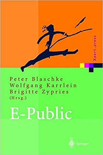 Cover zu E-Public