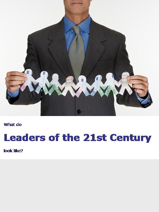 Cover zu What do Leaders of the 21st Century  look like?