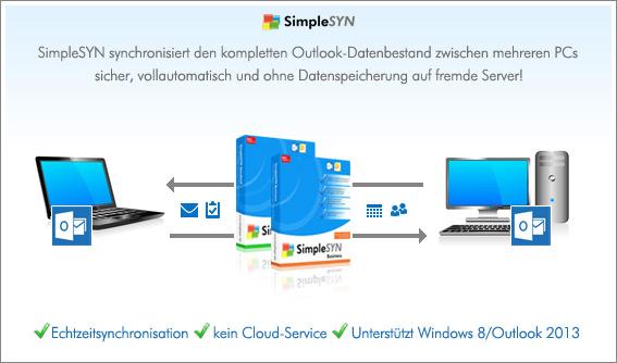 Cover zu Outlook-Synchronisieren: Die 7 wichtigsten Anbieter zum Synchronisieren von Outlook auf unterschiedlichen Rechnern