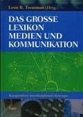 Cover zu Das Grosse Lexikon Medien und Kommunikation