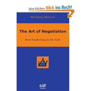 Cover zu The Art of Negotiation