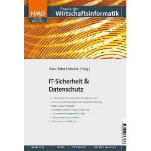 """Cover zu HMD 281 Praxis der Wirtschaftsinformatik: """"Der Datenschutzbeauftragte"""""""