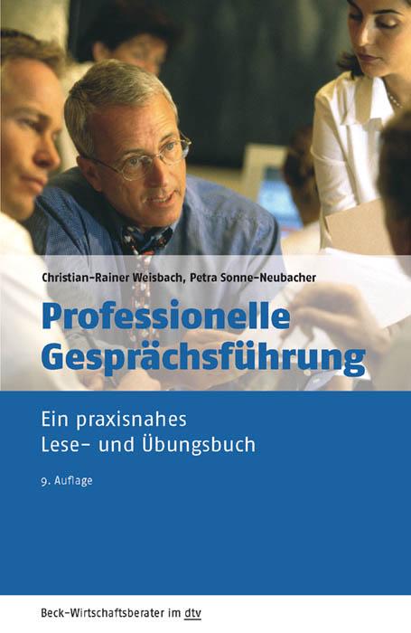 Cover zu Professionelle Gesprächsführung
