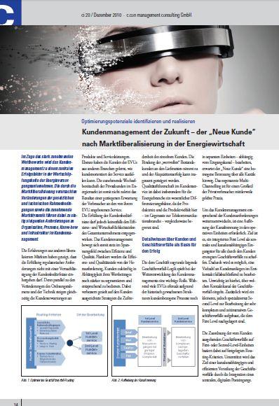 Cover zu Kundenmanagement der Zukunft