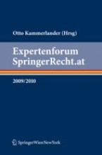 Expertenforum Springerrecht.at