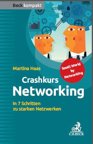 Cover zu Crashkurs Networking - In 7 Schritten zu starken Netzwerken