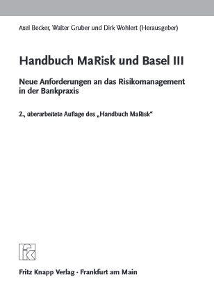 Cover zu Liquiditätsrisiken: Management und aufsichtliche Anforderungen im Licht der Finanzkrise