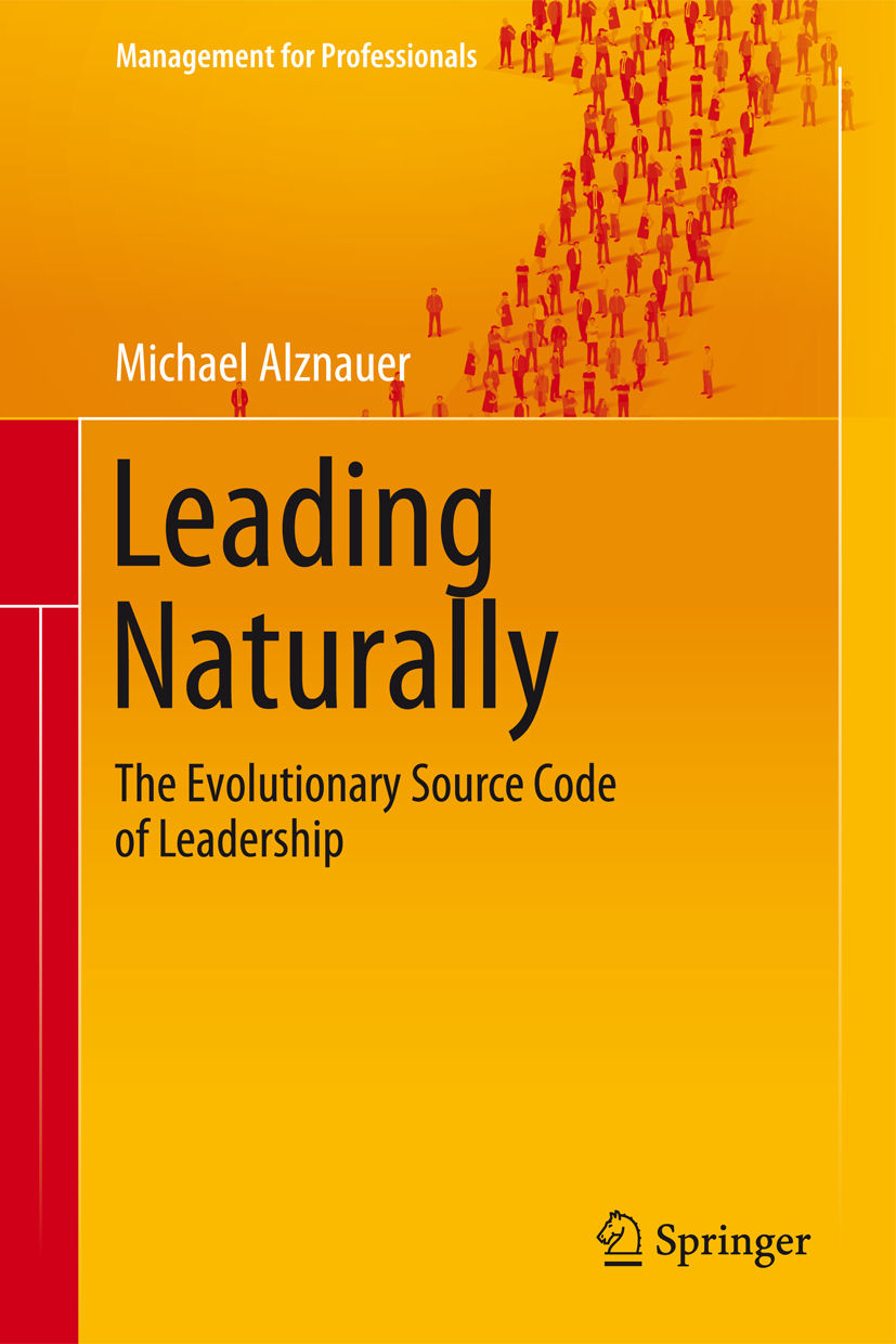 Cover zu Leading Naturally
