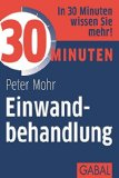 Cover zu 30 Minuten Einwandbehandlung