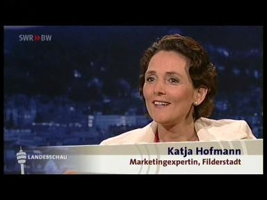Cover zu Interview in der Landesschau Baden Württemberg