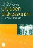 Cover zu Gruppendiskussionen - Ein Praxishandbuch