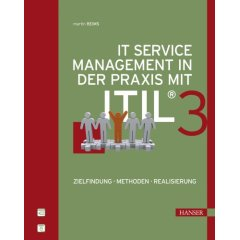 Cover zu IT Service Management in der Praxis mit ITIL® 3