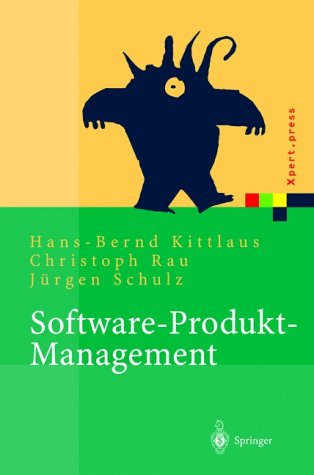 Cover zu Software-Produkt-Management