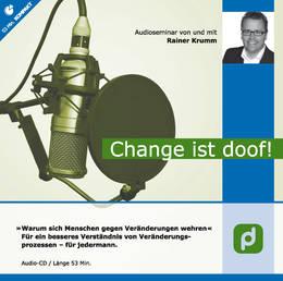Cover zu Change ist doof!