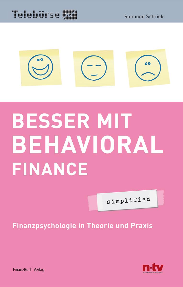 Cover zu Besser mit Behavioral Finance - simplified
