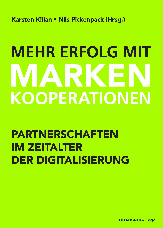 Cover zu Mehr Erfolg mit Markenkooperationen