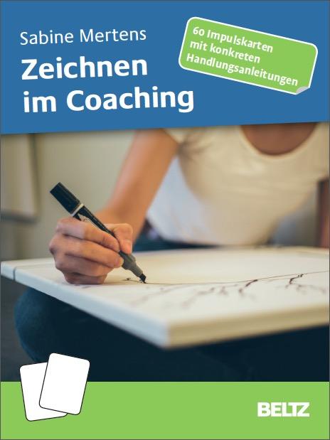 Cover zu Zeichnen im Coaching