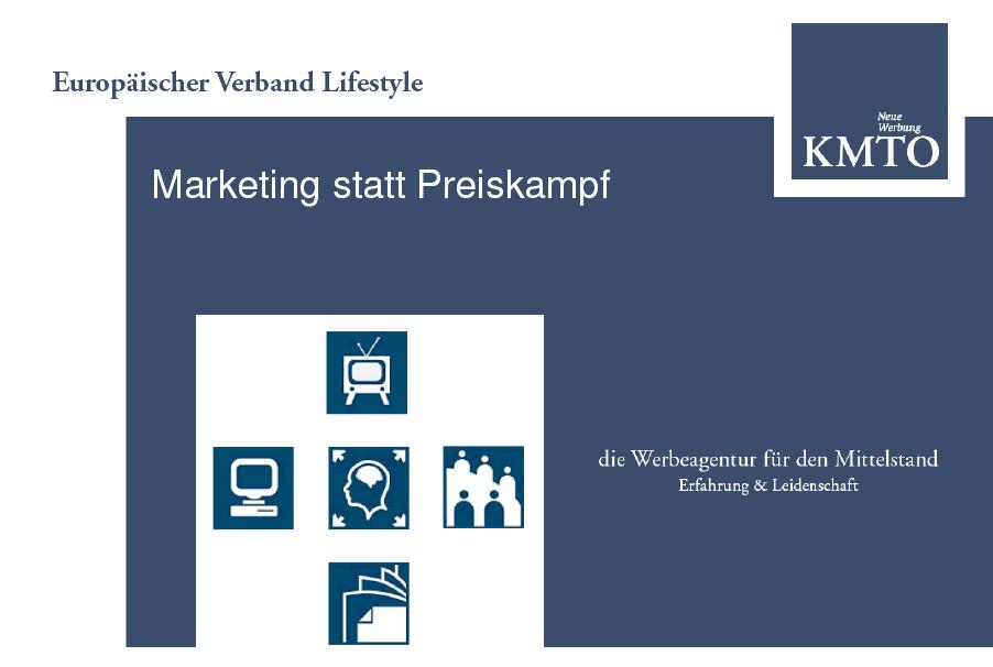 Cover zu Marketing statt Preiskampf