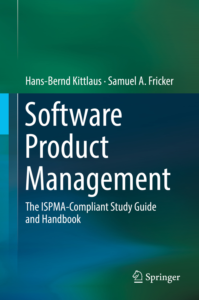 Cover zu Software Product Management