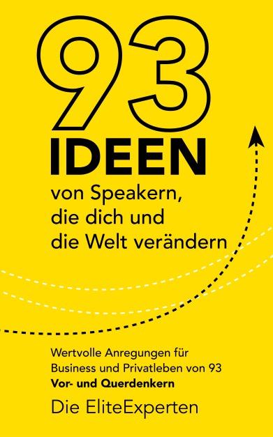 Cover zu 93 Ideen von Speakern, die dich und die Welt verändern