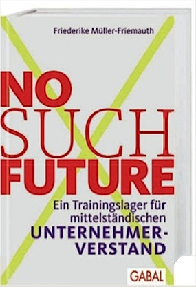 Cover zu No such Future
