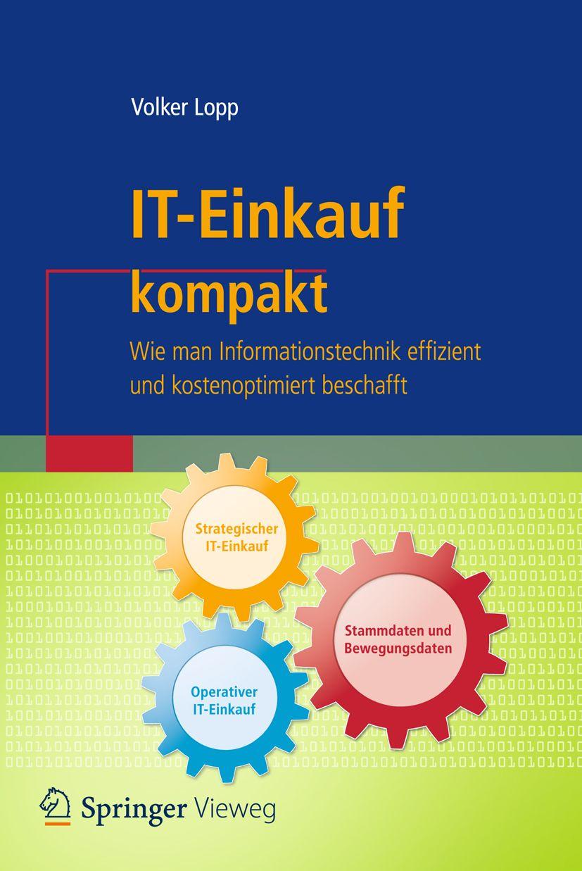 Cover zu IT-Einkauf kompakt